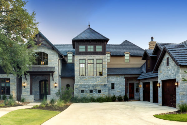 French Country Style Homes
