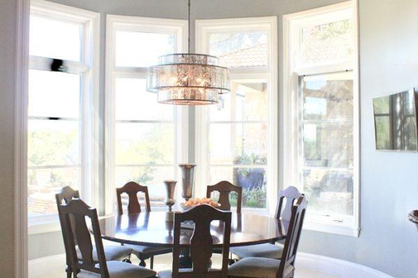 Traditional San Antonio Custom Home - Dining Area