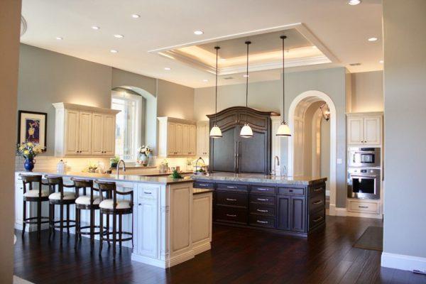 Traditional San Antonio Custom Home - Kitchen