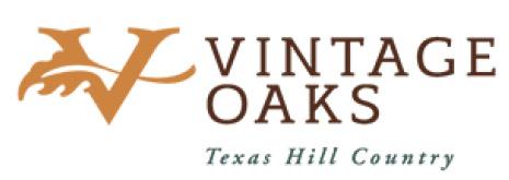 Vintage Oaks Logo - New Braunfels