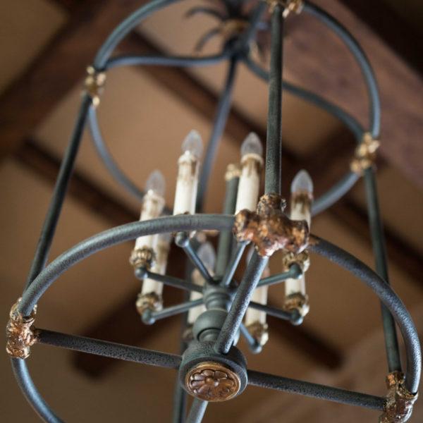 Chandelier Idea for a San Antonio Custom Home