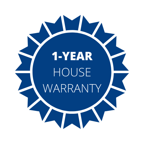 Lifestyle 1-Year Builder Warranty