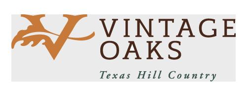 Vingage Oaks Logo