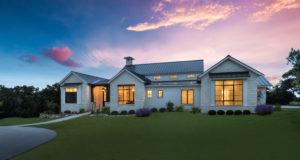 Lifestyle by Stadler Modern Farmhouse Design with Floor Plan