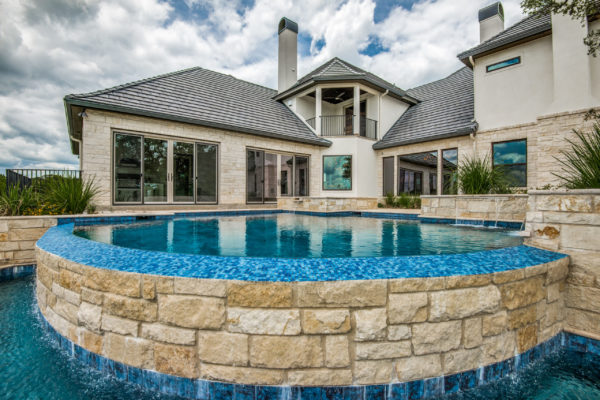 New Braunfels Custom Home Builder - Hill Country Transitional Homes