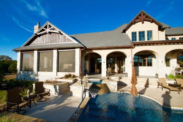 San Antonio Custom Home Builder - French Country Custom Homes