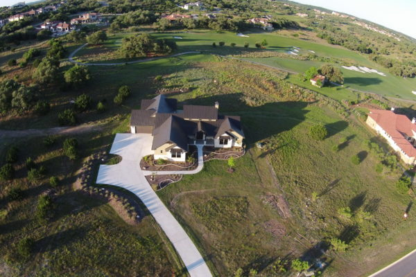 Boerne Custom Home - Hill Country Transitional