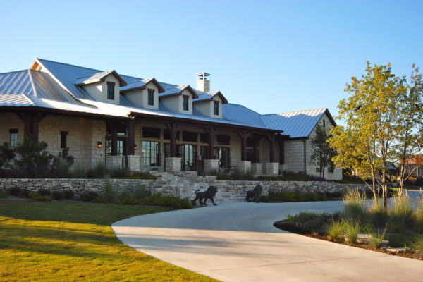 Texas Hill Country Custom Homes