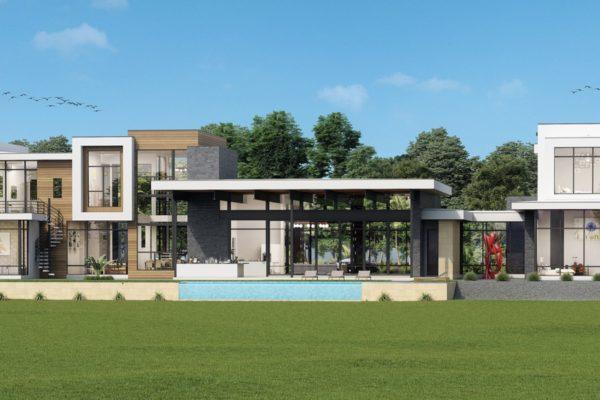 San Antonio Custom Home Builder - Contemporary Custom Homes