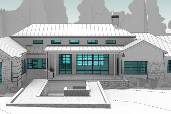 San Antonio Custom Home Builder - Under Construction