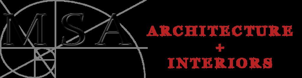 Best San Antonio Architects - MSA Logo