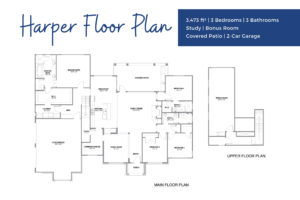 Floor Plan - Harper