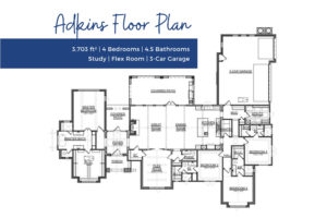 Floor Plan - Adkins