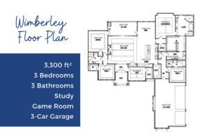 Floor Plan - Wimberley