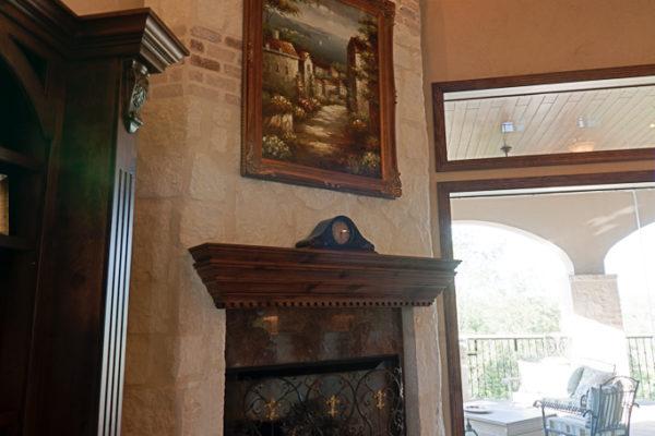 San Antonio Custom Home Builder - Tuscan Country Style Homes