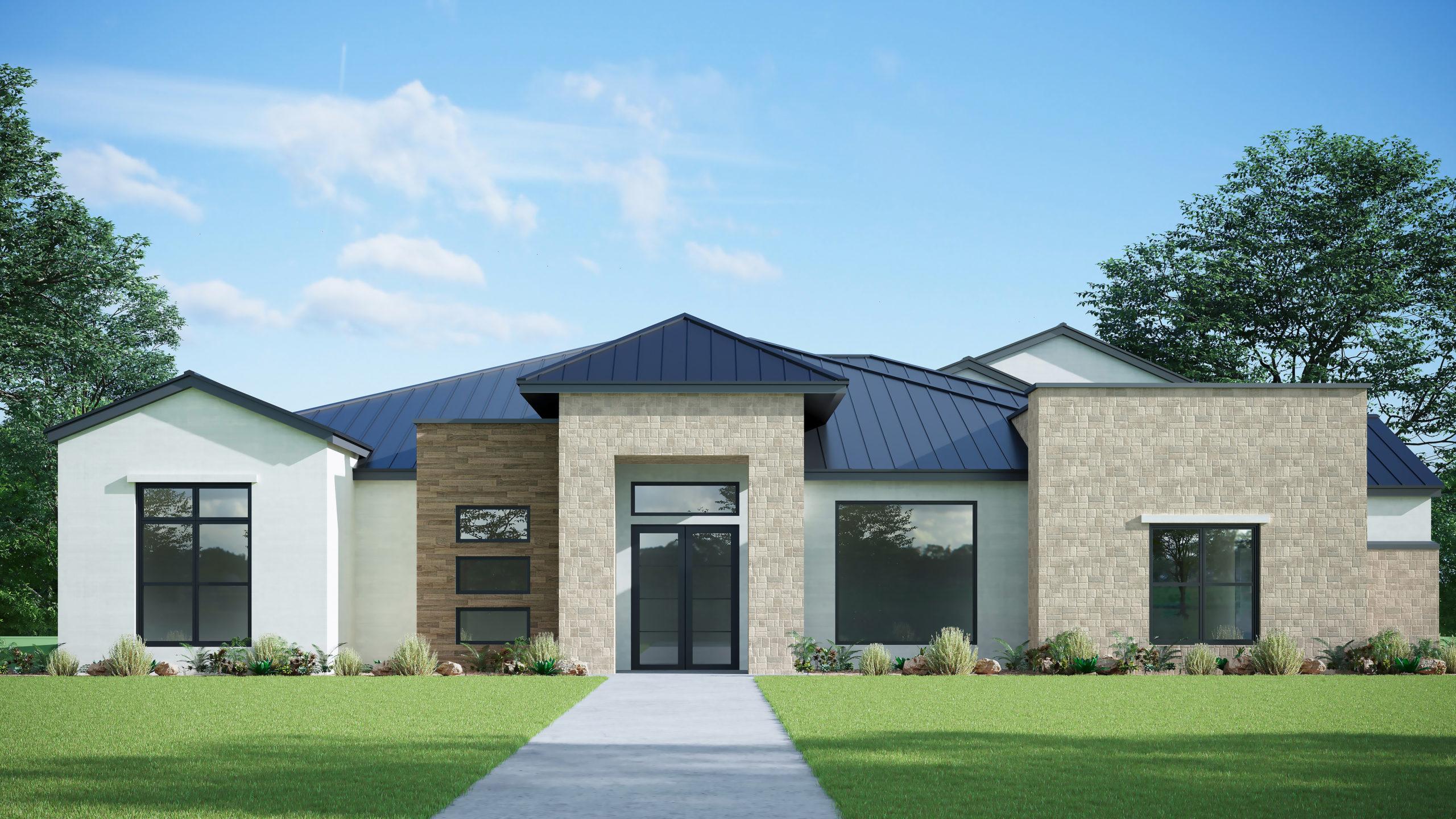 San Antonio Model Homes