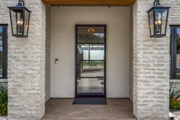 San Antonio Custom Home Builder - Hill Country Transitional